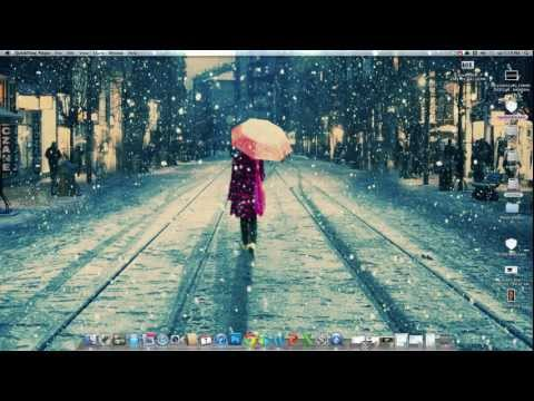 How to change dock size in os x Lion