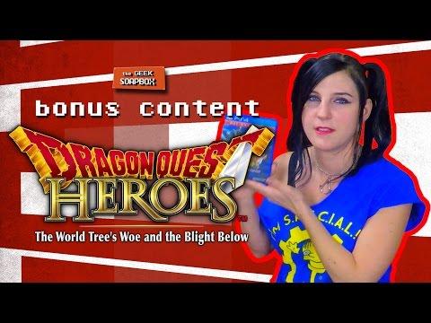 Dragon Quest Heroes - TGS 0302 Bonus Content