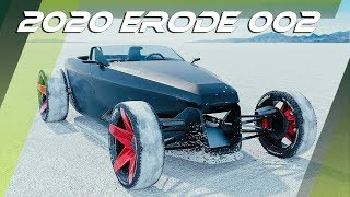2020 Erode 002 - Fully Electric HOT ROD