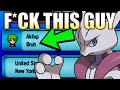 Pokemon One Punch Man Episode 4 - Mega Mewtwo X Sweeps PURE EVIL!