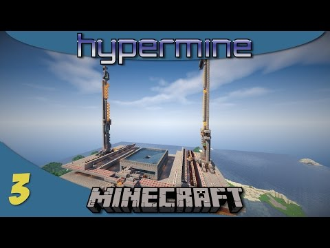 How to build an iron farm in Minecraft - Hypermine SMP S3E3