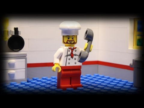 Lego Pizza Delivery 7 Teaser