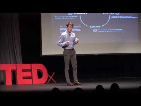The Power of Forming Habits | David Nevins | TEDxCushingAcademy
