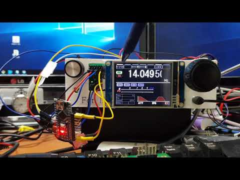 Standalone Signal Analyzer for uBITX (Version 1 097) - (#3/3