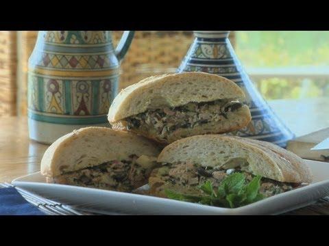 Mediterranean Tuna Salad HD