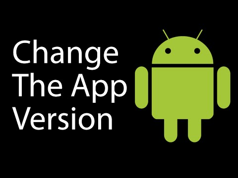How to Change The App Version in Android Studio - App Lab