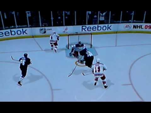 NHL 09 best goal ever?
