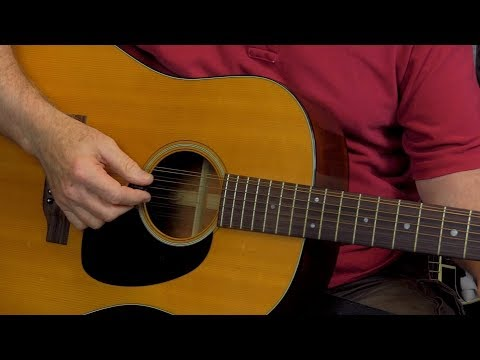 Guitar Repair Services - 12 String Guitar Tuning Issues