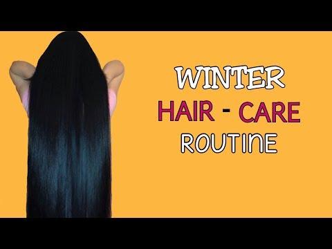 Winter Hair Care Routine   Long Healthy Hair