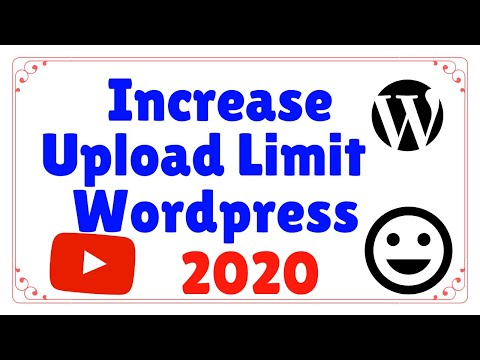 Increase upload limit Wordpress Website on Localhost (XAMPP) [php.ini, htaccess & wp-config]