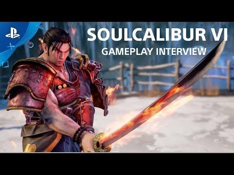 Soulcalibur VI - Gameplay Preview   PS4