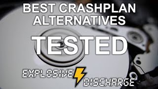 Best CRASHPLAN alternatives TESTED 2017 (Veeam, Urbackup, Macrium)