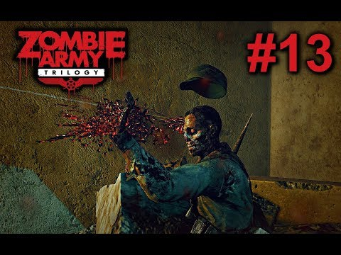 Zombie Army Trilogy (co-op) - Episode 3: Forest of Corpses