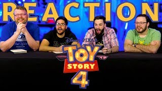Toy Story 4 | Official Trailer REACTION!!