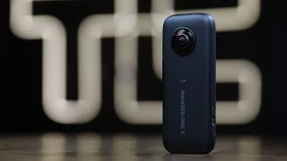 The Insta360 ONE X