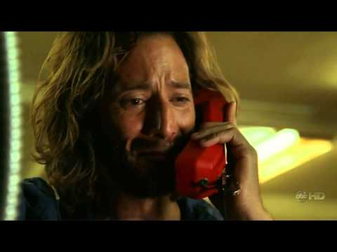 Lost: Desmond calls Penny, The Constant (Season 4, Episode 5)