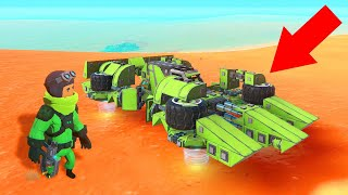 HOW TO BUILD THE BEST VEHICLES! (Trailmakers Tutorial)