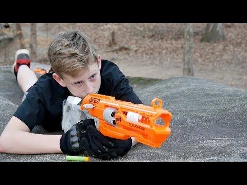 Nerf War: Sniper Warfare