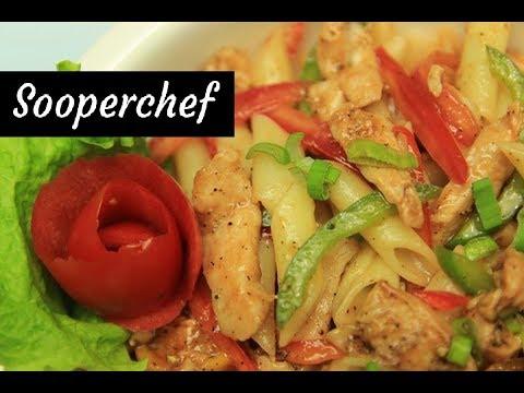 Chicken Macaroni Salad Recipe - SooperChef