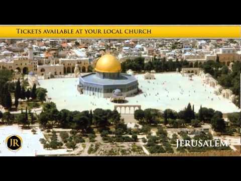 Jerusalem Raffle Advert by Malawi National Lottery