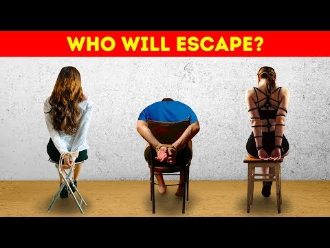 15 RIDDLES ON ESCAPE AND GK QUESTIONS THAT'LL CRACK YOUR BRAIN