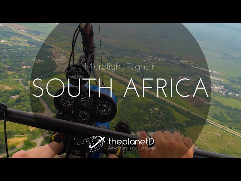 Microlight Flight South Africa