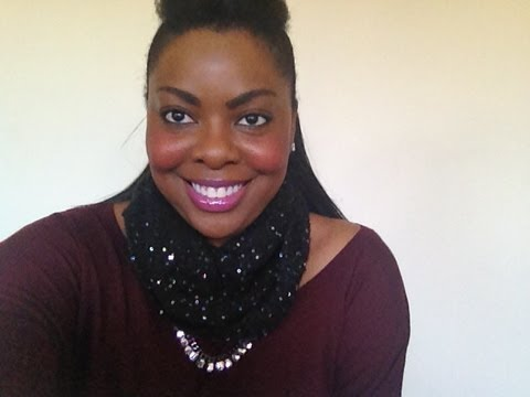 DIY: Circle Scarf - How make a circle scarf from an old sweater!