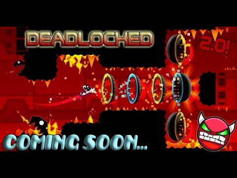 Geometry Dash [2.0] | DeadLocked +60% | Progressive video