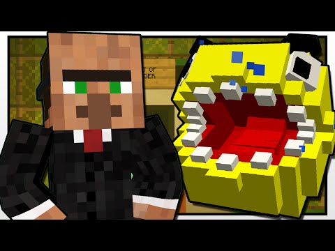 Minecraft | THE FORBIDDEN ARCADE MACHINE!! | Custom Mod Adventure