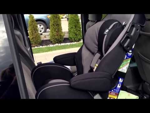 Comparing The Safety First Alpha Omega Elite Evenflo Symphony DLX Car Seats