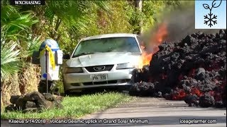 Kilauea Eruption: Harrowing report from Leilani Estates