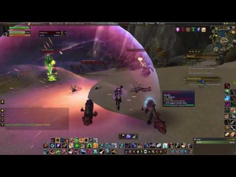 World of Warcraft Legion NVIDIA GT820M