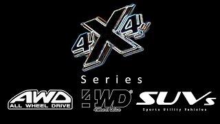 The New 4X4 Series Promo | إعلان السلسة الجديدة للدفع الرباعى