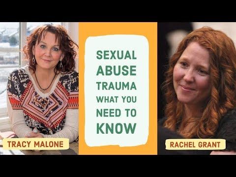 How to End Sexual Abuse Trauma With Rachel Grant
