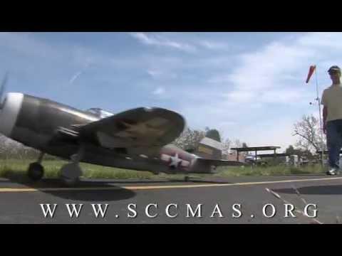 Free RC Air Show at the SCCMAS near San Jose California