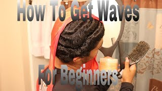 How To Get Straight Hair Waves: For Beginners