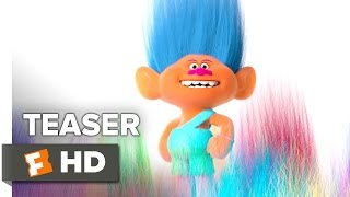 Trolls Official Teaser Trailer #1 (2016) - Justin Timberlake Animated Movie HD