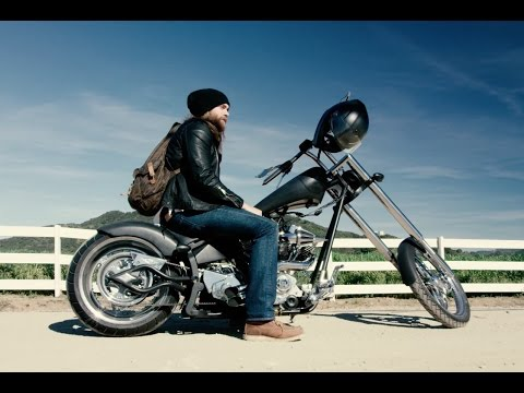 How To Film A Cool Motorcycle Video in Malibu California