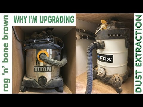 Why I'm Upgrading Dust Extraction In My Workshop
