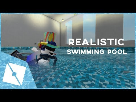 ROBLOX Studio |  Making a Realistic Swimming Pool