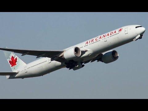FLIGHT REPORT || AIR CANADA BUSINESS CLASS || VANCOUVER  → BEIJING