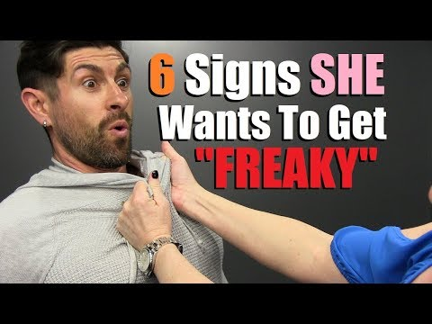 6 Secret Signs A Woman Wants To Sleep with YOU! (100% Accurate)