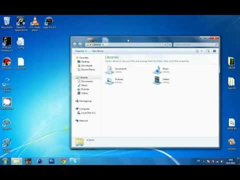 How to install CamHack on Windows 7