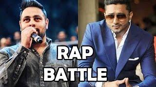 Honey Singh Is Back 2017 | Honey Singh Vs Badshah Rap Battle (clickbait) Roast