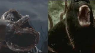 King Kong vs Giant Octopus - 1962 vs 2017
