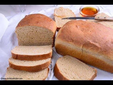 Bread Recipes: Whole Wheat Bread   Afropotluck
