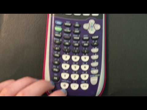 How To Find The Sum Of An Arithmetic Sequence On TI-84