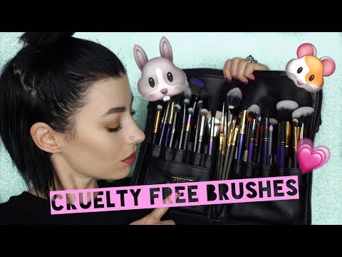 My Cruelty Free Brush Kit | Vegan + Affordable Brushes