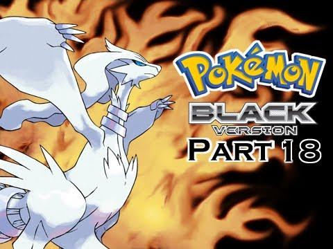Pokémon Black Walkthrough ~Part 18~ Chargestone Cave part 2