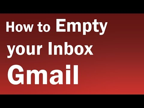How To Delete All Emails On Gmail At Once - NEW!